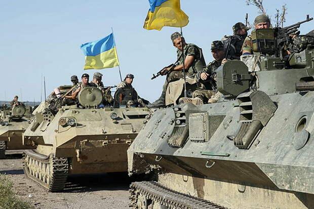 Половина ВСУ готова перейти на сторону ЛДНР