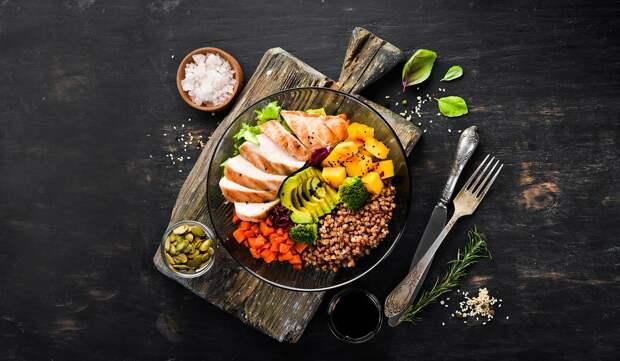 Что нужно есть, чтобы похудеть без диет? Пример меню на неделю