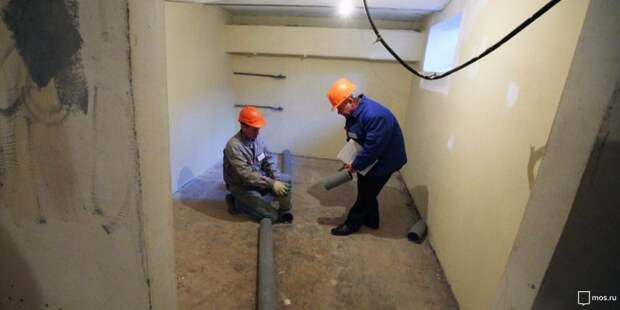 Итоги опроса: капитальный ремонт большинства домов в Строгине ещё не проводился