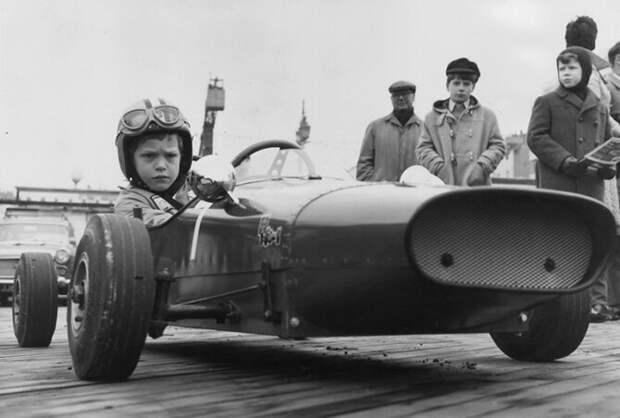 Barnard Formula Six авто, история, факты