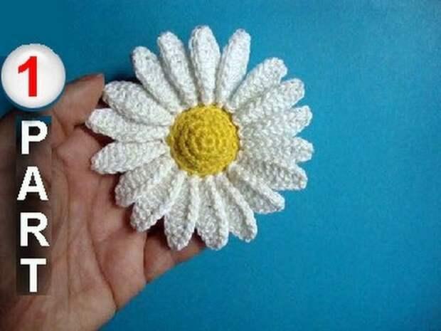 Видео-уроки по вязанию цветов от beadsky