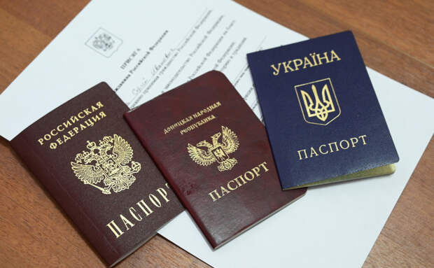 В выборах в Госдуму примут около миллиона бывших граждан Украины