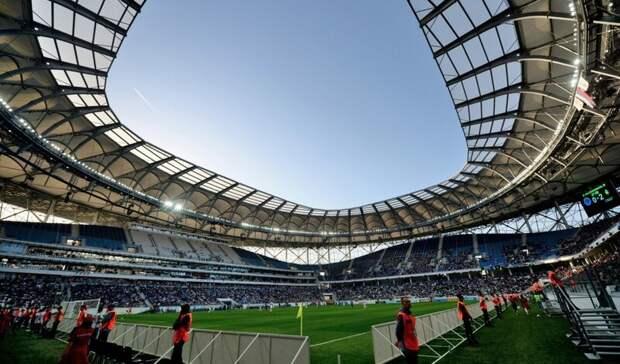Волгоградский «Ротор» продаёт билеты напоследний матч сезона