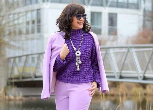 8 способов оставаться модной и стильной после 50 лет