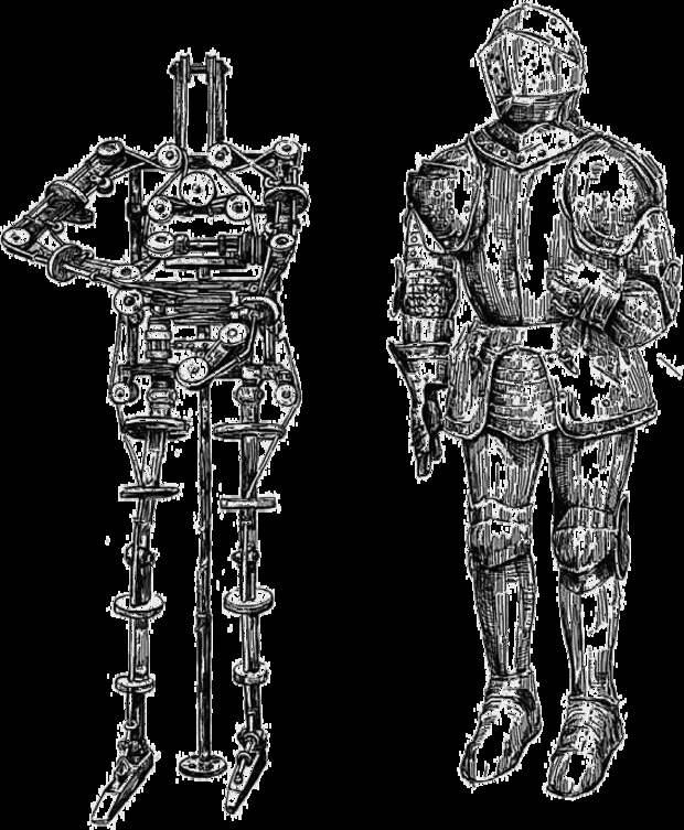 Роботы прошлого: какими они были