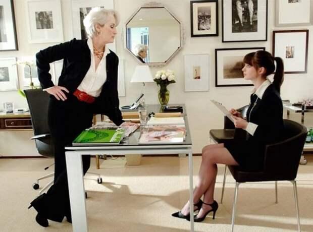 Психолог объяснила формулу успеха на примере фильма «Дьявол носит Prada»
