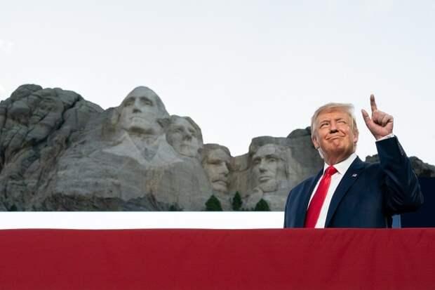 Трамп официально выдвинут кандидатом в президенты от республиканцев