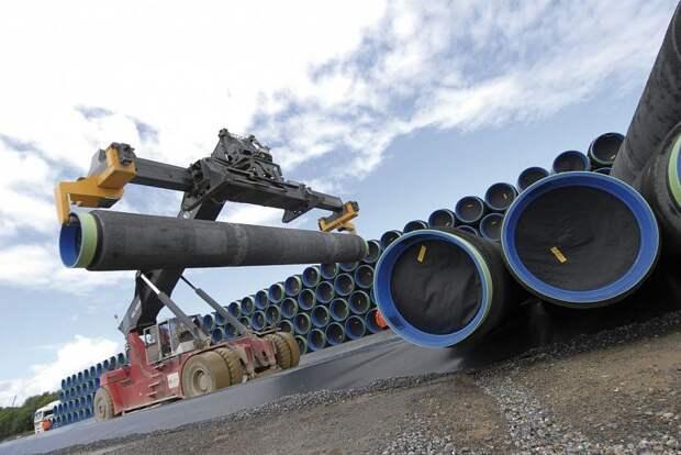 Новак назвал санкции против «Северного потока — 2» открытым протекционизмом