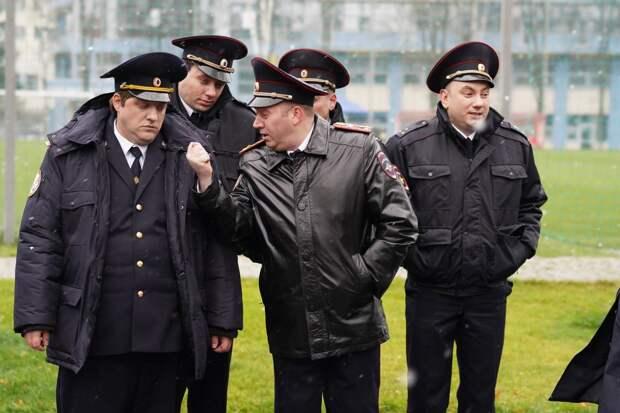 Бурунов воспитает новых полицейских для Рублёвки