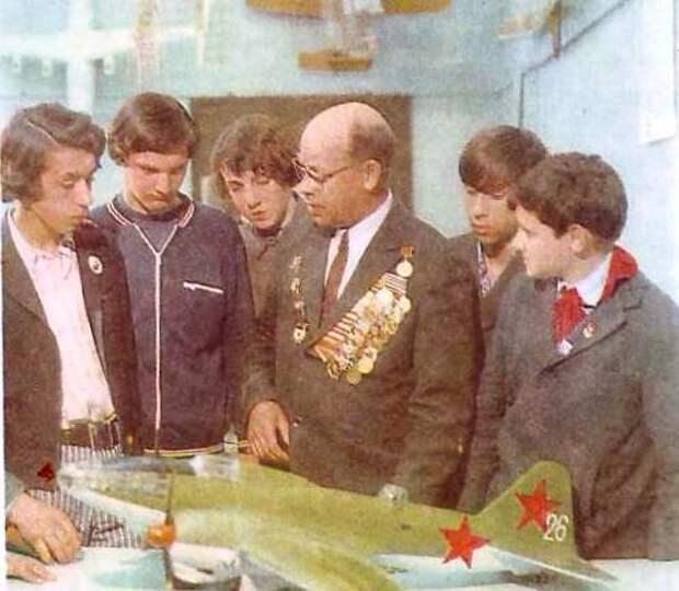 Советская школа.