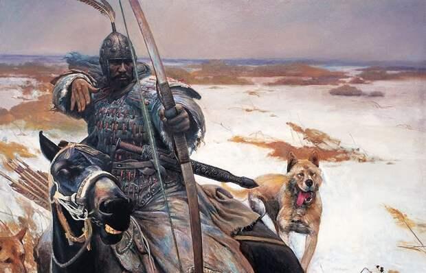 Почему хан Кучум Ивану Грозному дерзил и владения его разорял:   Недолгая история Сибирского ханства