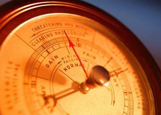 Атмосферное давление в Москве 6 декабря достигло рекордных уровней