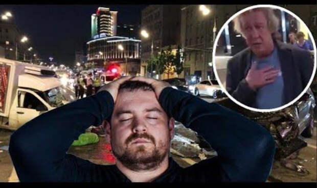 Если бы он был мужиком: Давидыч считает, что Ефремов должен был наставить на своем тюремном заключении