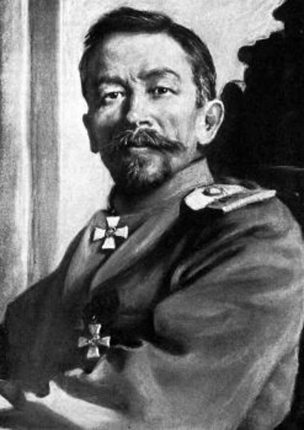 Воспоминания штабс-капитана А. Тюрина о смерти генерала Kорнилова