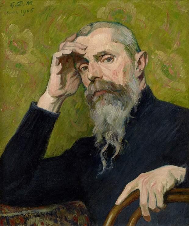 Жорж-Даниэль де Монфред (1856 – 1929)