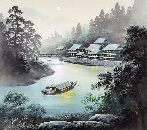 художник Коукеи Кодзима (Koukei Kojima) картины – 33