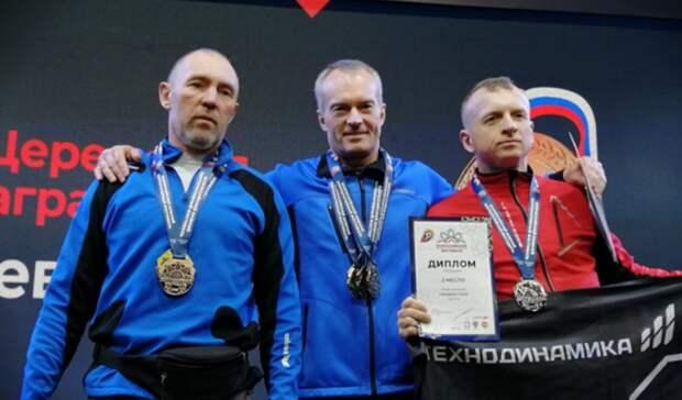 Тагильский силач выиграл турнир после травмы ноги иCOVID-19
