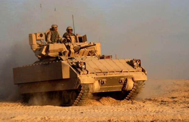 США укрепили боевую группировку в Сирии