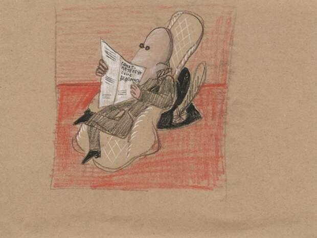 Премьера фильма Андрея Хржановского «Нос, или Заговор не таких» состоится на Роттердамском кинофестивале