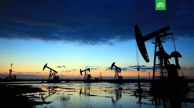 Цена нефти Brent достигла максимума за три года