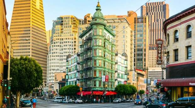 Что посмотреть в Сан-Франциско: топ-7 мест