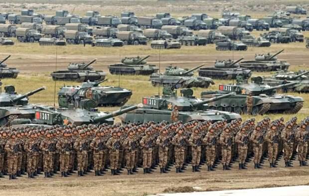 Почему России и Китаю нужно создавать военный блок в самое ближайшее время