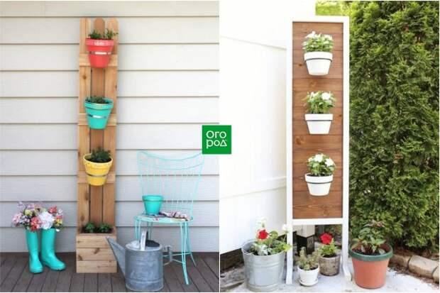 21 очаровательная идея для маленького сада