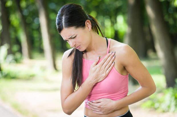 Что болит: сердце или желудок?