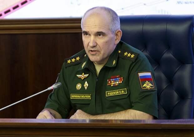 Генштаб ВС РФ: Готовьтесь к войне сразу в пяти пространствах