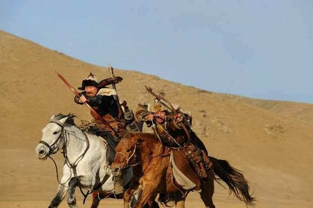 Ужасное оружие кочевников: лук без яда — стрелы на ветер