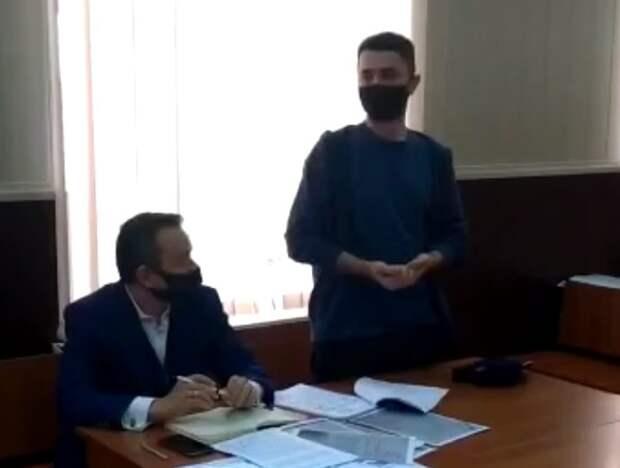 Комика Мирзализаде арестовали на 10 суток