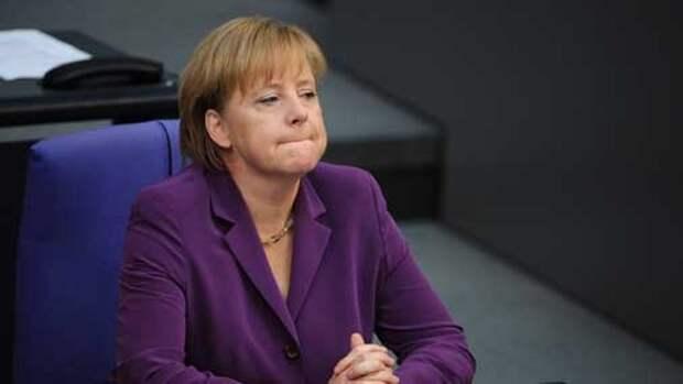"""Скандал в Бундестаге: """"Фрау Меркель, вы обманываете Германию о событиях на Украине!"""""""