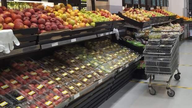 Ретейлеры предупредили жителей Москвы о проблемах с поставками продуктов в магазины