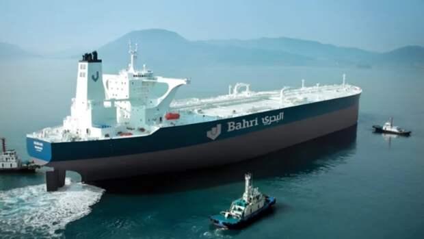 Армаду супер-танкеров сколачивает Саудовская Аравия