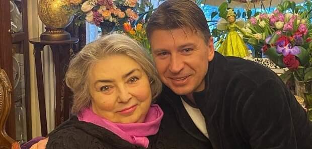 Алексей Ягудин снял пародию на Татьяну Тарасову