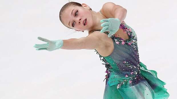 Леонова: «У Трусовой очень тяжелая программа, четверные забирают много сил»