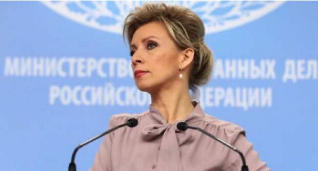 Захарова: доклад ОБСЕ подтверждает намеренный обстрел Украиной мирных жителей