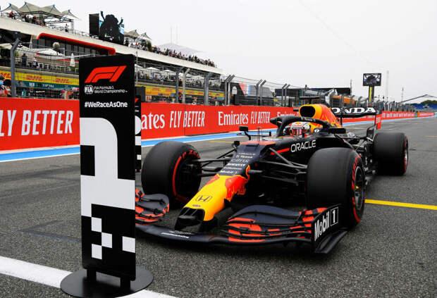 Кристиан Хорнер: Победим во Франции – сможем выиграть у Mercedes где угодно