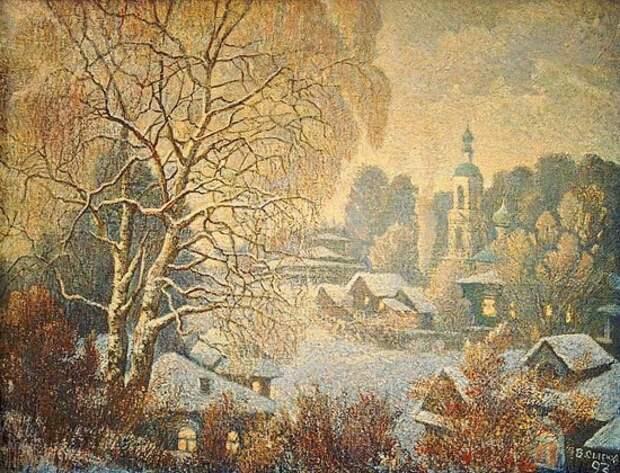 художник Валерий Сыров картины – 12