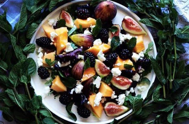 Добавляем ягоды в обычную еду