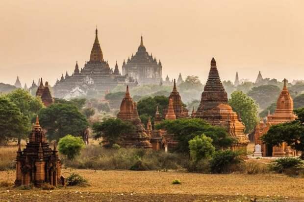 Главная достопримечательность Мьянмы (16 фото)