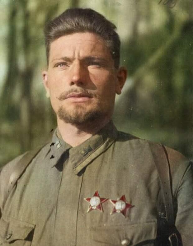 Единственный американец – Герой Советского Союза