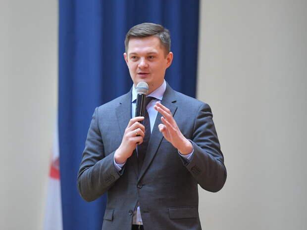 Первый вице-премьер Удмуртии Александр Свинин вошел в резерв управленческих кадров президента России