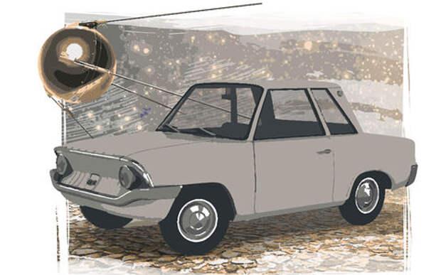 Другой Спутник – неизвестный автомобиль из СССР