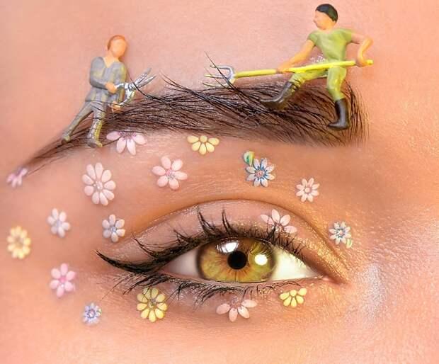 Макияж для зеленых глаз: самые удачные сочетания, чтобы выглядеть безупречно