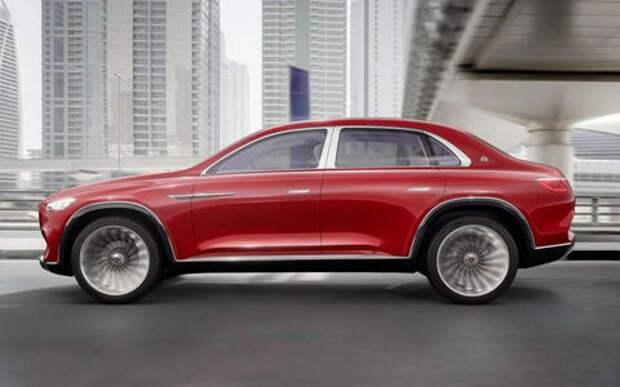 В Mercedes-Benz спорят о создании кросс-седана Maybach
