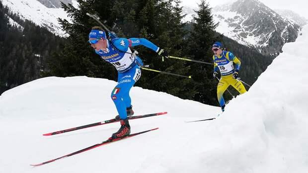 Хофер выиграл спринт на этапе Кубка мира в Эстерсунде. Гараничев — 11-й