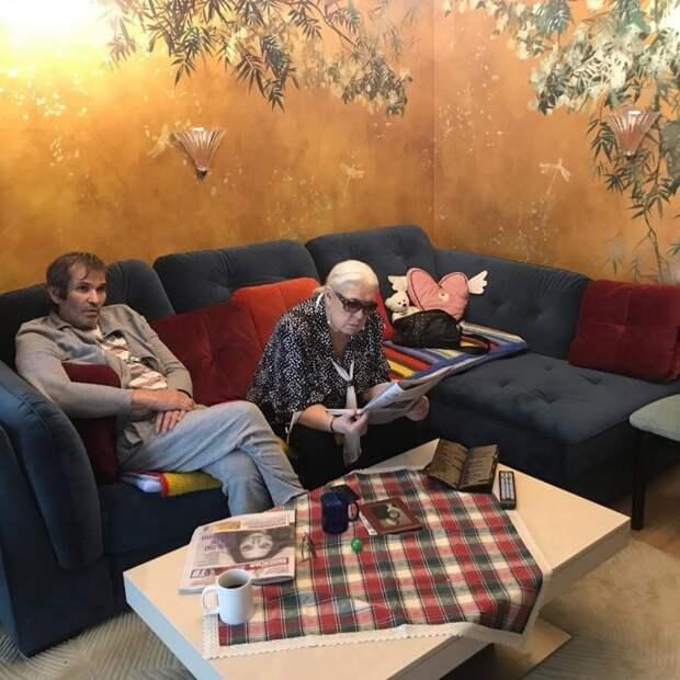 Бари Алибасов просчитал выгоду от женитьбы на Лидии Федосеевой-Шукшиной