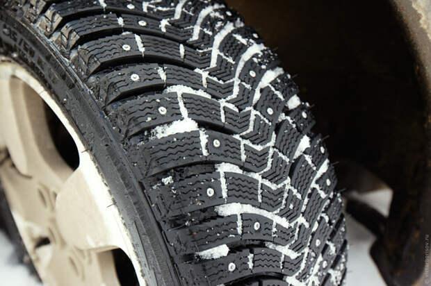 Шипы рекомендуются не только для суровых условий, но и для новичков.  Фото: voronezh.best-tyres.ru.