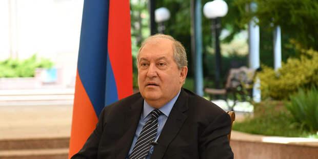 Зачем президент Армении направился в Брюссель?